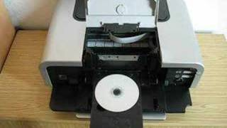 iP5200 disc printing