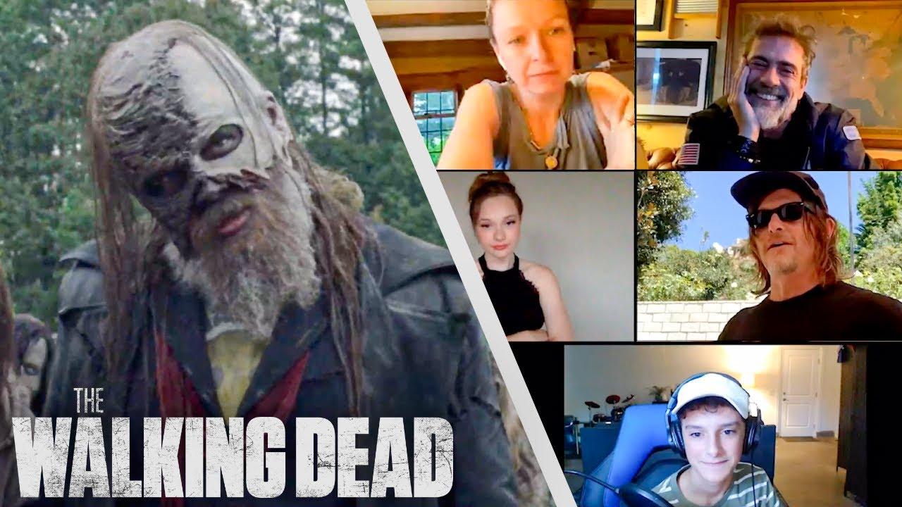 The Walking Dead Universe Comic-Con 2020 Recap