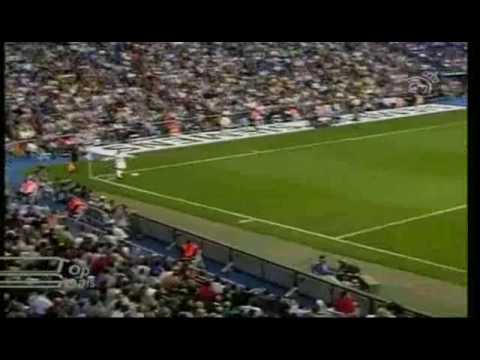 Real Madrid Top 10 Volleys Through out history!!!