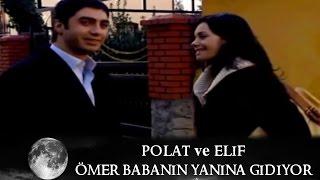 Polat ve Elif Ömer Babanın Yanına Gidiyor - Kurtlar Vadisi 34.Bölüm
