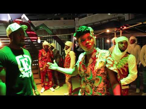 Yemi Alade - Heart Robber (Behind The Scenes)