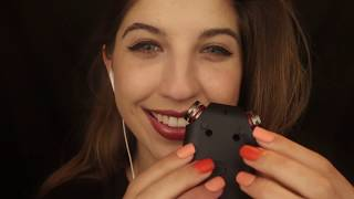 [ASMR- NO TALKING] 👅 👄ALL THE MOUTH SOUNDS! w/ Tascam Tapping ~ 👄👅 (this will knock you tf out)