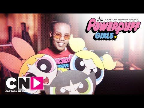 Theme Song by Toya de Lazy | The Powerpuff Girls | Cartoon Network