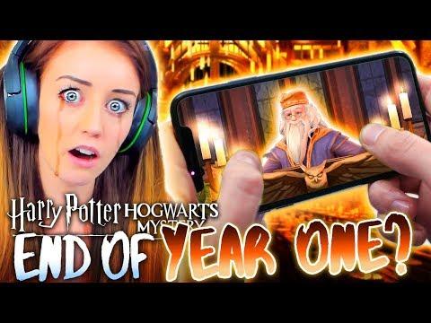 🧙♀️A DRAMATIC ENDING!?🧙♀️ (Harry Potter Hogwarts Mystery! #8🦉)