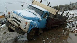 Утопили Урал, Потерял Камаз на ровном месте Подборка неудач #5 (+18) от ZavGar
