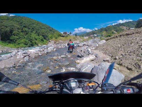 Kathmandu To Panchpokhari   Most Dangerous Roads in Nepal   Day 1