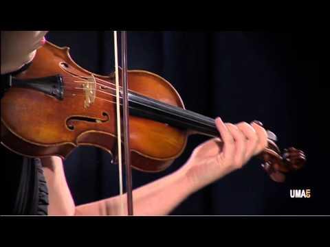 Cecilia Bercovich - Ugadi for solo violin (2nd mov) Iamus Computer