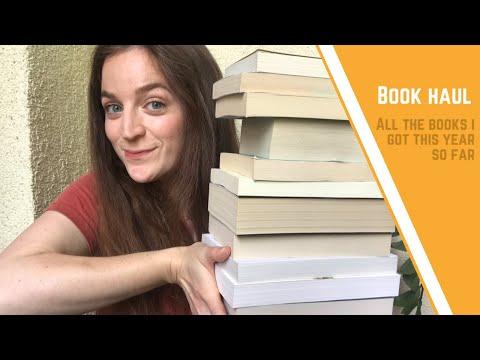 Mid-Year Book Haul