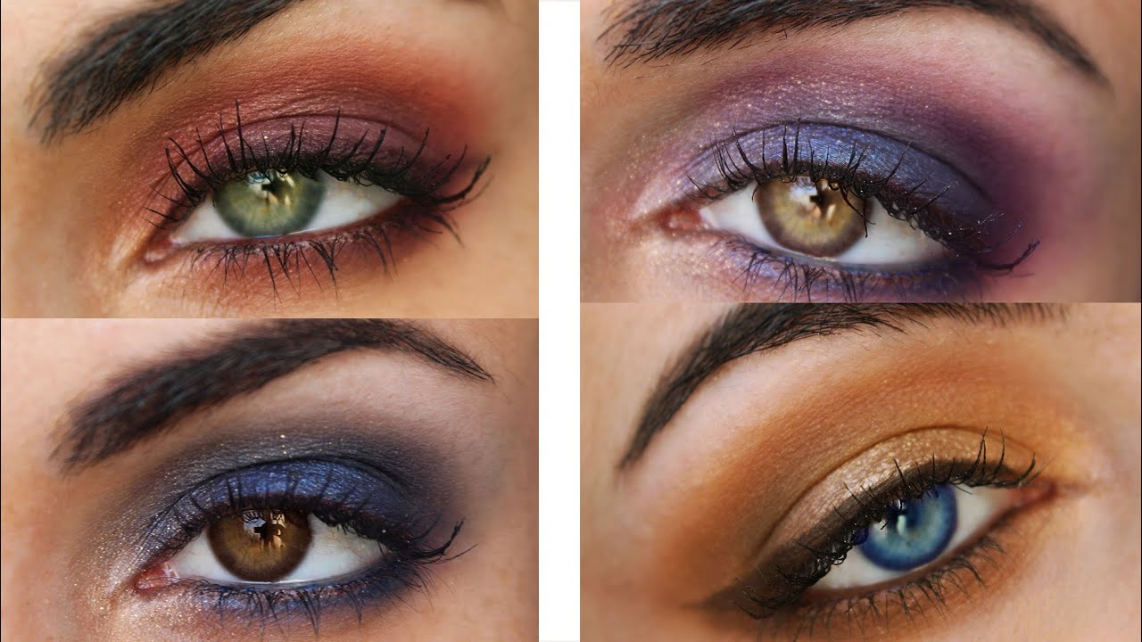 Best Eyeshadow Brown Eyes 2018