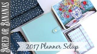 2017 Planner Setup & Walk Through