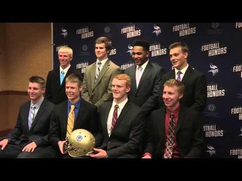 National Football Foundation -- Minnesota Chapter MPS Awards Winners