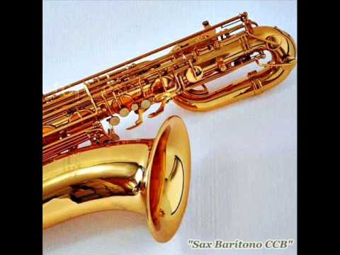 hinos sax baritono ccb