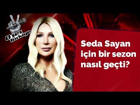 Seda Sayan için bir sezon nasıl geçti? | 33.Bölüm | O Ses Türkiye 2018