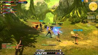 Cabal 2 Online Party Instance Dungeon Gameplay