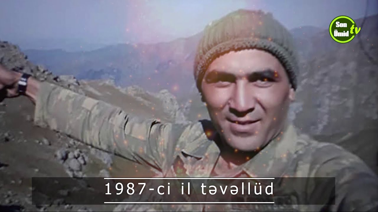 iyulun 12-də Şəhid olan hərbi qulluqçularımızın haqqında qısa məlumat
