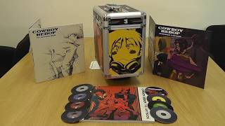 Cowboy Bebop | 20th Anniversary Box Set | Unboxing Video