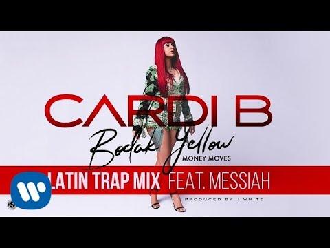 Cardi B - Bodak Yellow Latin Trap Mix feat. Messiah [Official Audio]