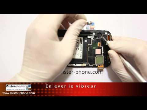 Samsung Galaxy Note 2 N7100 N7105 changer ecran LCD vitre tactile Tutoriel HD 1080p