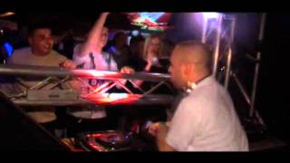 Bounce Heaven vs Frantic  @ Tall Trees - Rob Cain & Master C - Part 1