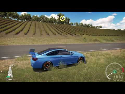 Forza Horizon 3 Tuning 2014 BMW M4 Coupe Top Speed