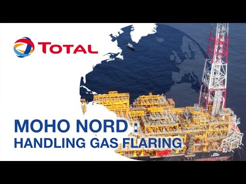 Moho Nord project: handling gas flaring at FPU Likouf | Total
