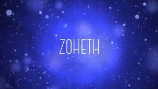 "vuclip IECE. ZOHETH. ""Alaba a Dios"". D.A.R. Lyric Video."