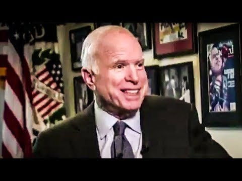 John McCain BLASTS Trump For Being A Spoiled Draft Dodger