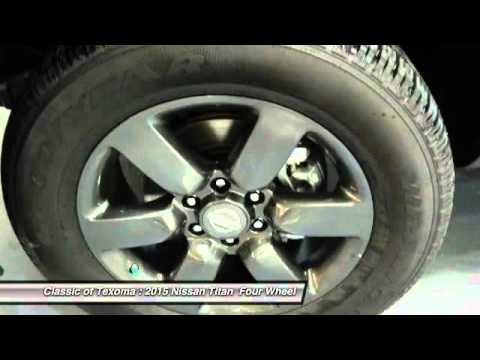 2015 Nissan Titan Denison Sherman Durant FN502112