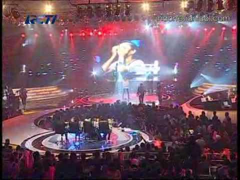 Nidji - Jangan Lupakan [ Grand Final Igo & Citra ] Indonesian Idol 2010