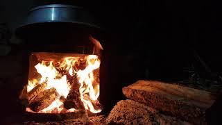 [3시간] 휴식을 위한 불소리: Fireplace, 물 끓는 소리, 공부, 집중, 수면, 힐링, 자연의 소리, ASMR