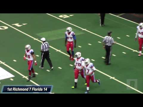 Rider Replay (Florida Tarpons vs Richmond Roughrider 5.6)