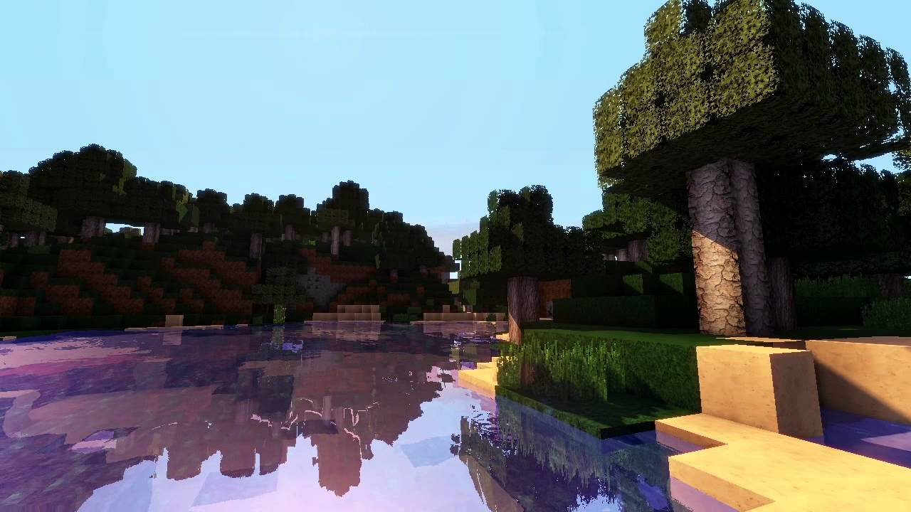 Quot The 1024 Quot Minecraft W Sildur S Shaders Extreme Realism 1024x Youtube