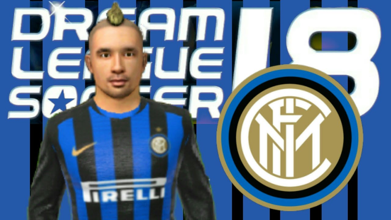 best loved 66e68 1e7f4 How To Hack Inter Milan 2018/2019 All Players 100 Dream League Soccer 2018  - NEW UPDATE
