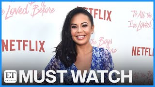 Janel Parrish Teases 'To All The Boys' 3
