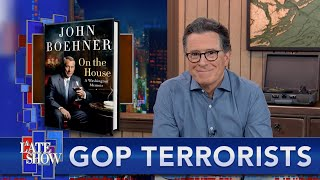 John Boehner's Book Calls Out \
