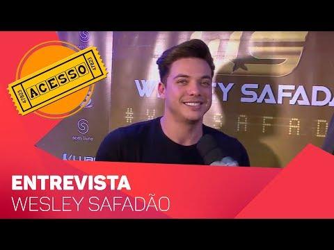 Acesso entrevista Wesley Safadão - TV SOROCABA/SBT