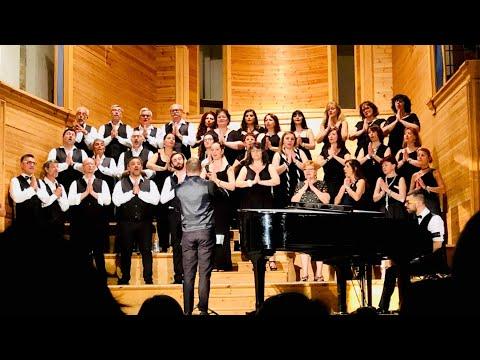 Sister Act Medley - Coro della Conte - Oratorio Santa Caterina di Finalborgo