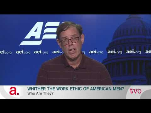 Wither the Work Ethic of American Men?
