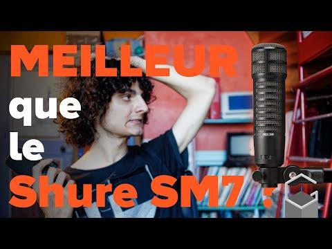 LE MICRO RADIO à moins de 300€ ? | Présentation du Electrovoice RE320