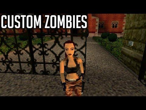DE VILLA VAN TOMB RAIDER 3 NAGEMAAKT! (COD: Black Ops 3 Custom Zombies)