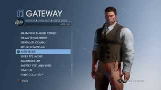 Saints Row IV: Re-Elected All Clothing Items
