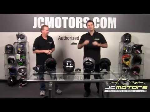 HJC Modular Helmet Comparison