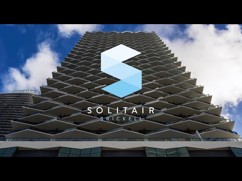Solitair Brickell Apartments | Brickell Miami, FL | ZRS Management
