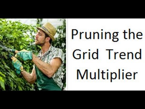 The No Stop, Hedged, Grid trend Multiplier, Random Forex Trading Technique for lazy Forex traders