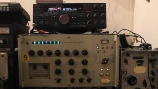 Кенвуд МС-950SDX проти Р-160П-02 на 80м