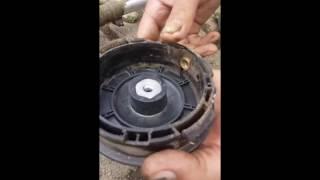 Tırpan motorunda misina kopmasına ve uzamasına son trimmer