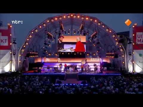 Herman van Veen 'Vallen of springen' Uitmarkt 2017
