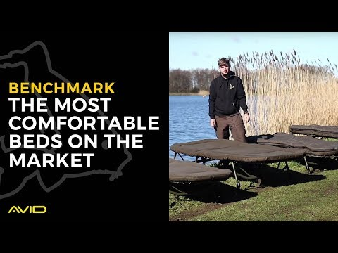 AVID CARP- Benchmark, The Most Comfortable Beds On The Market.