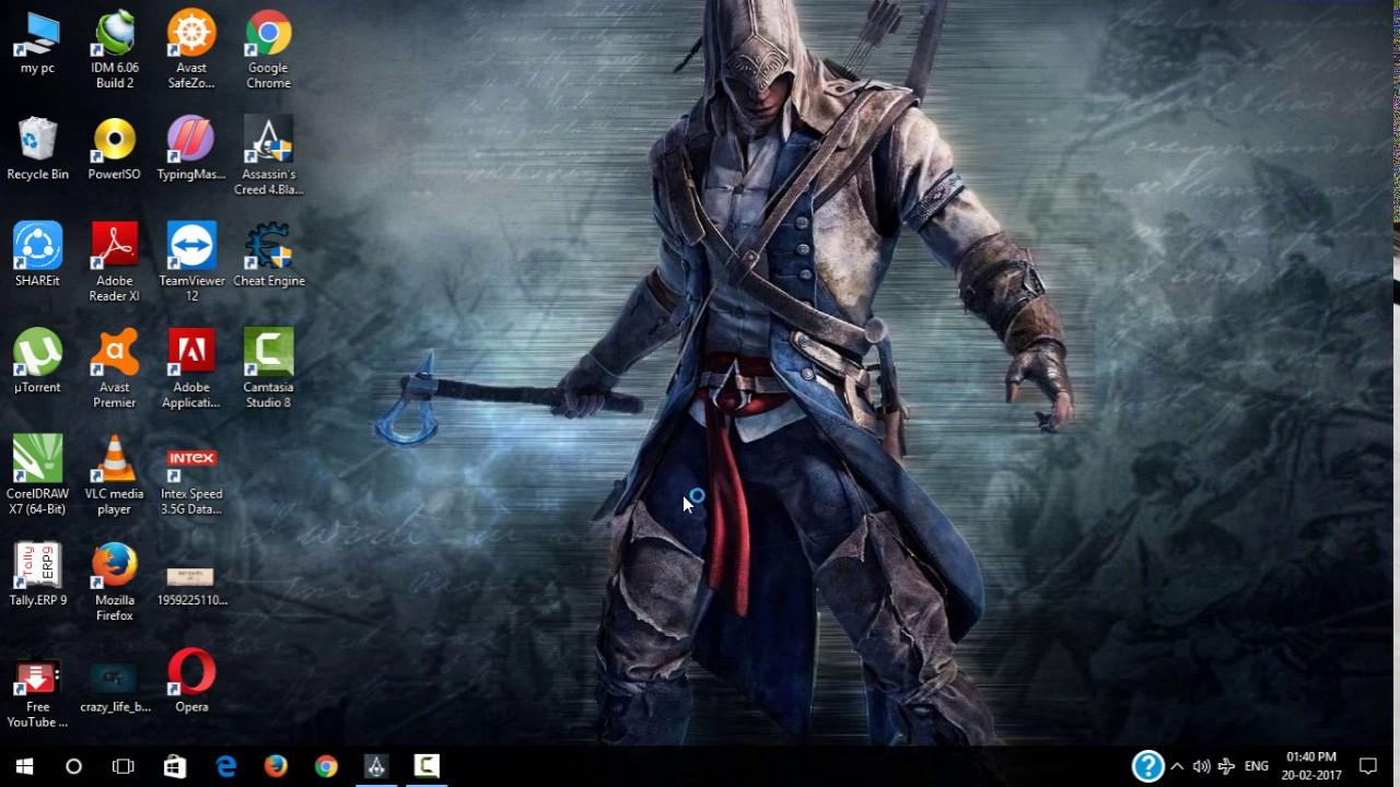 assassins creed black flag hacks pc