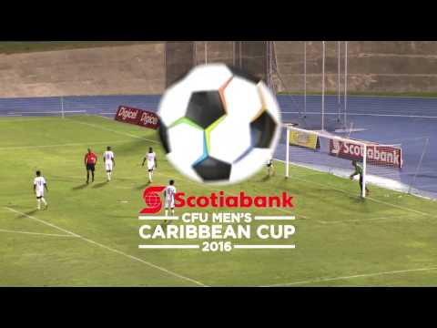 Highlights Futbol Jamaica vs Suriname CFU Mens Caribbean Cup 14 11 2016
